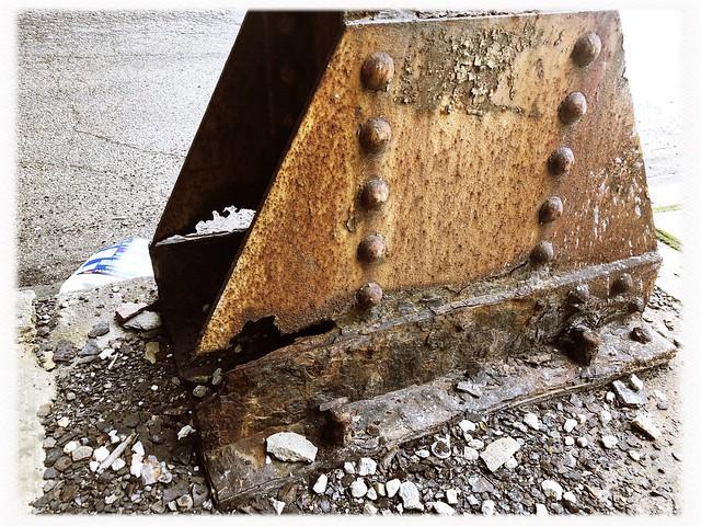 Just A Little Rust