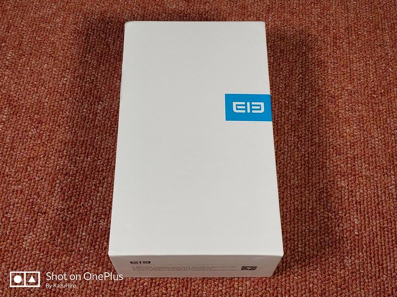 Elephone S8 開封レビュー (1)