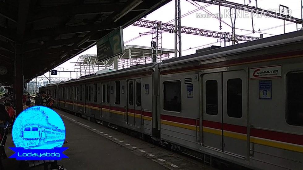 KRL Commuter Line JR 205 di Jatinegara: Dominasi ex-Yokohama Line