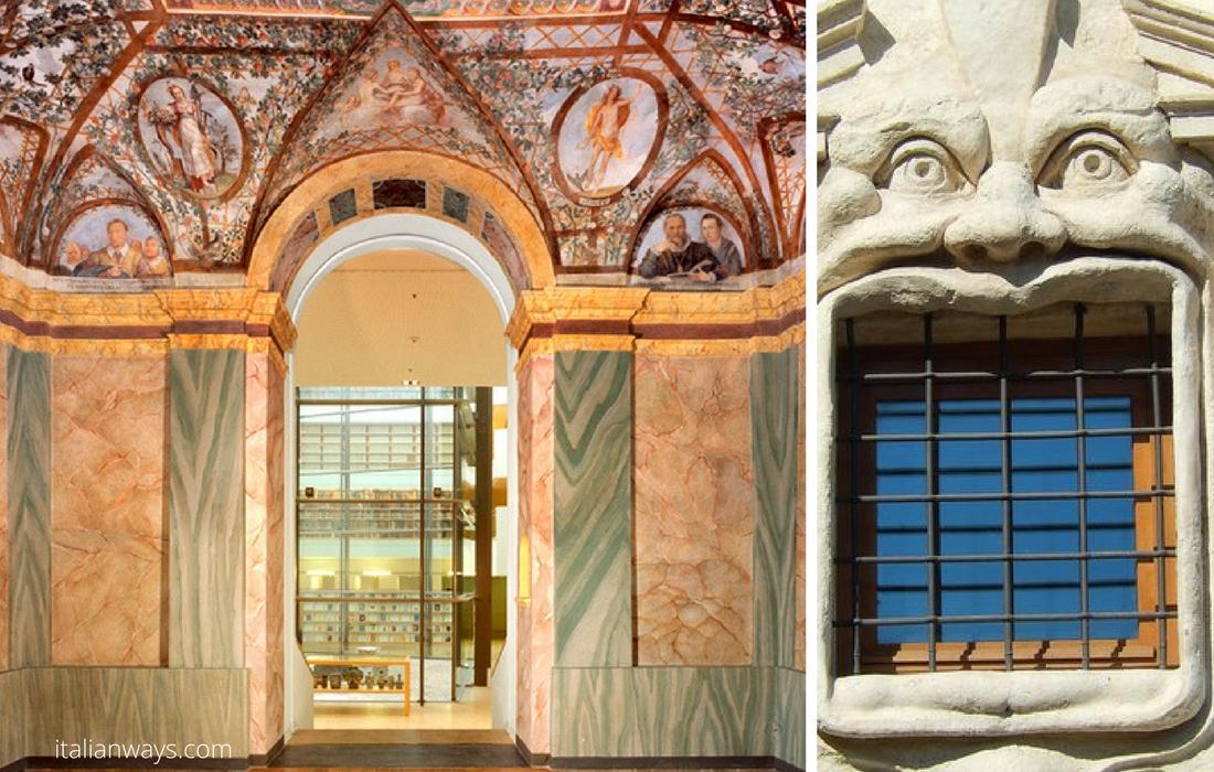 Palazzo Zuccari em Roma