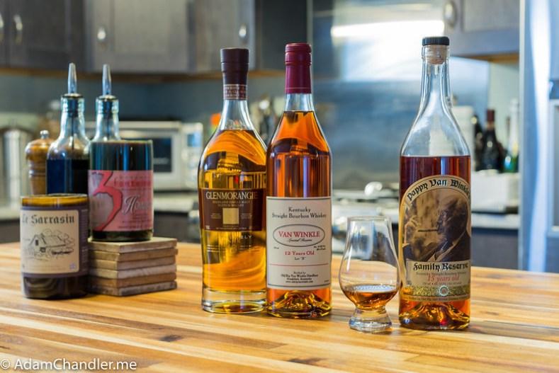 Bourbon Haul 2 10 2018