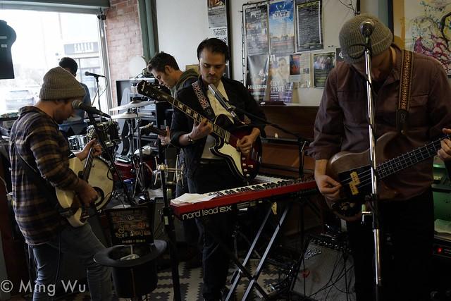 Casa Lagarto @ The Record Centre