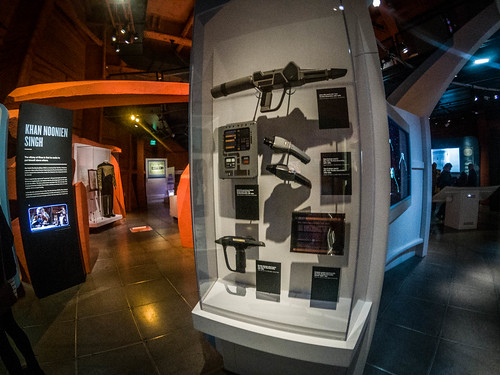 Star Trek Movie Props