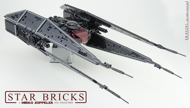 LEGO Star Wars TIE Silencer UCS