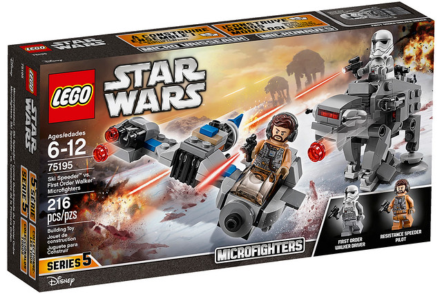 LEGO Star Wars Microfighters 75195
