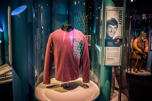 Spock tunic
