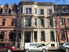 Buildings, 1200 block of Saint Paul Street (east side), Baltimore, MD 21202