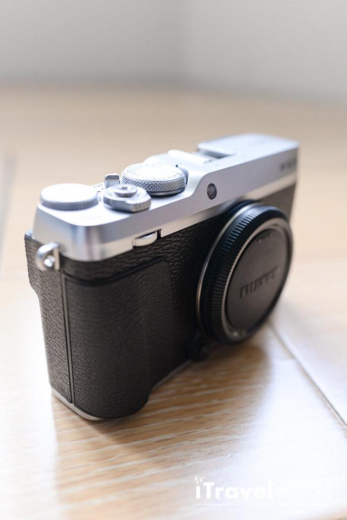 相机开箱 Fujifilm X-E3 (10)