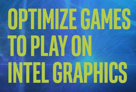 De Nouveaux Pilotes Pour Circuits Graphiques Intel HD Et
