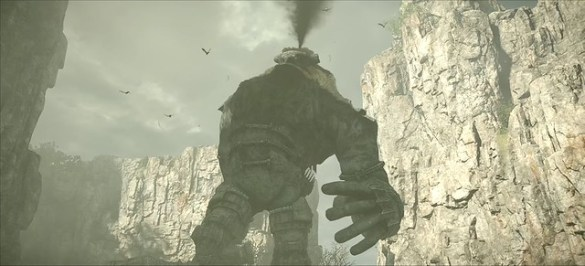 Shadow of the Colossus Remake - Valus Boss