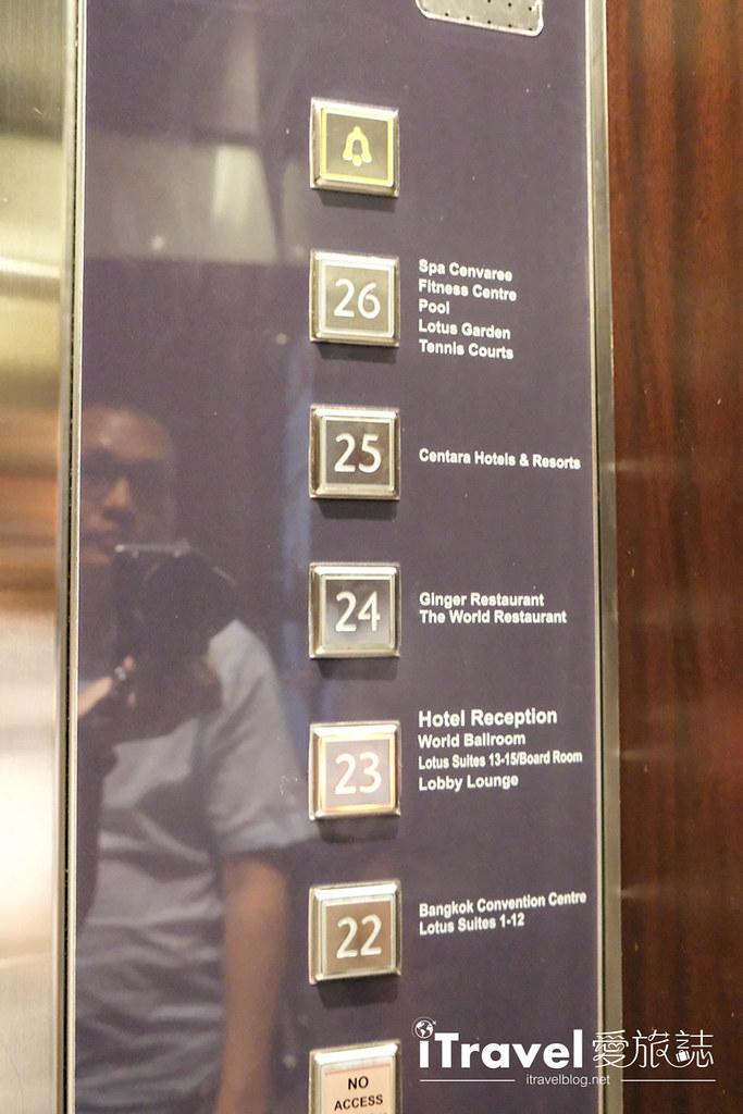 曼谷高空酒吧 Red Sky Bar (5)