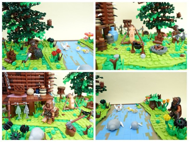 Nine Kingdoms: Orc Outpost