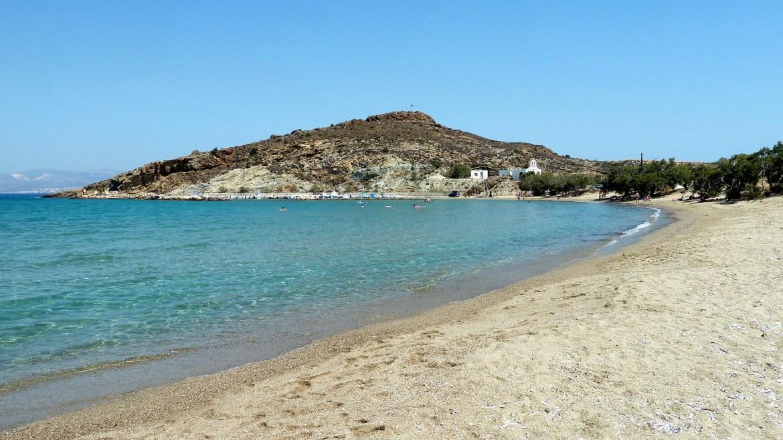 Molos | Considerada otra de las mejores playas de Paros | ¿Que ver en Paros? | Islas Griegas | Grecia | ClickTrip