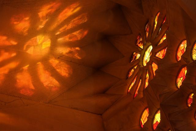 La Sagrada Sun