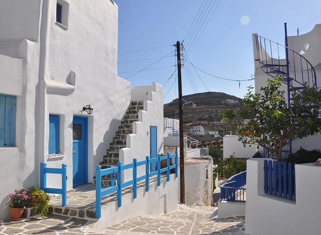 Qué ver en Paros | Lefkes | Imprescindibles de Isla de Paros | Islas Griegas | ClickTrip.ES