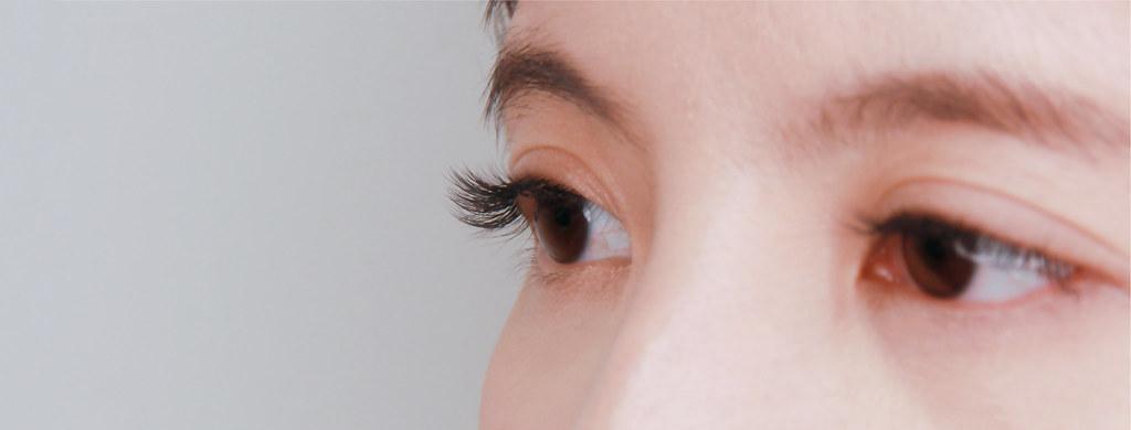 艾芙蒂亞 - 美式纖維毛200根 接睫毛效果 1