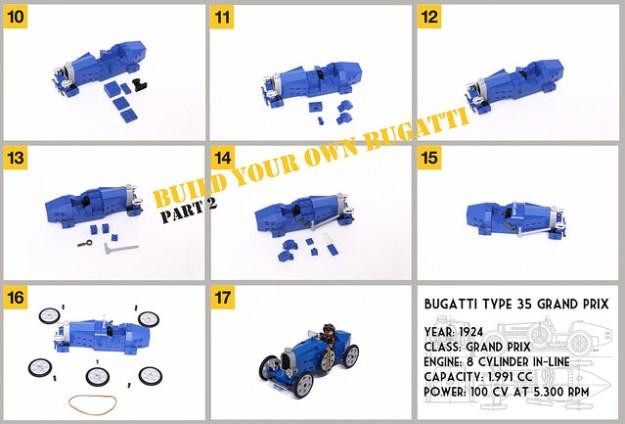Build your own Bugatti | part 2