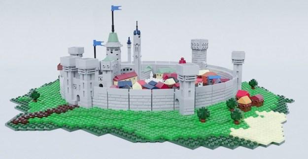 Mirtrum castle