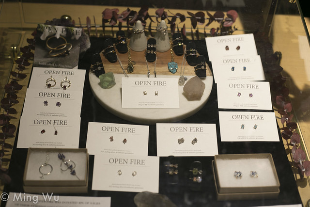 Andaz Salon Series - Open Fire Jewellery