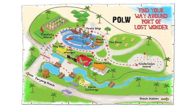 POLW Map