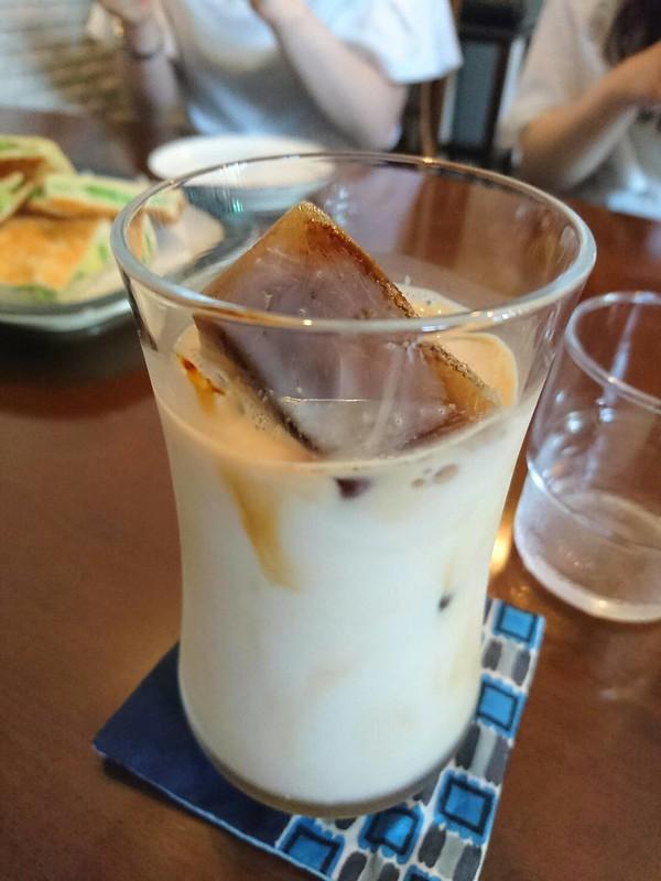 進化系アイスコーヒー@グアドゥアカフェ guadua coffee, 2017.06.16