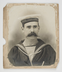 Able Seaman Thomas Fleming Walker, c 1900