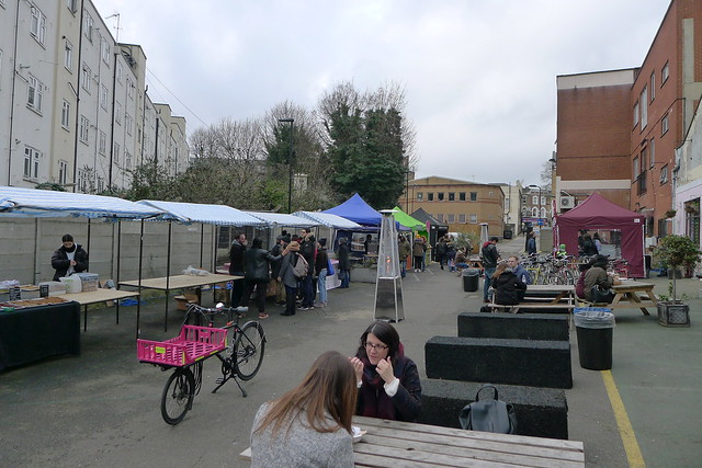 Hackney Downs Vegan Market