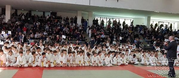 18ème Tournoi Judo Henri Courtine