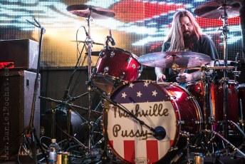 Nashville Pussy @ Club 9one9 - February 13th 2013