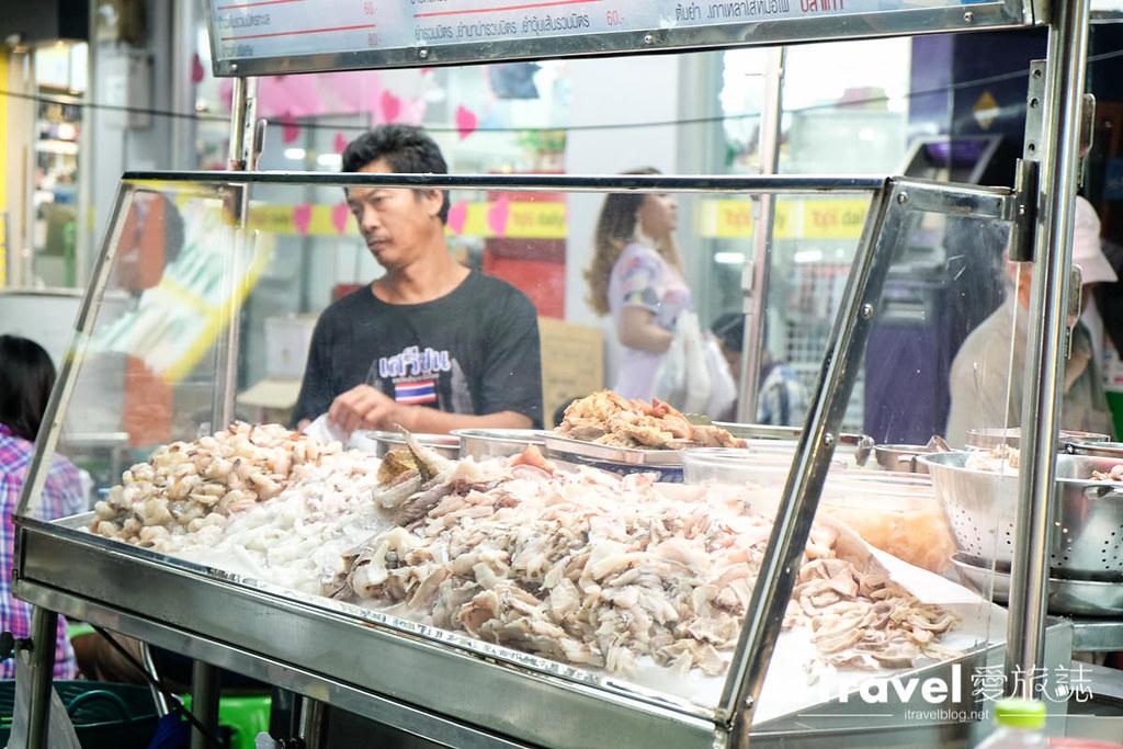 曼谷夜市推荐 查龙四夜市Chok Chai 4 Night Market (12)