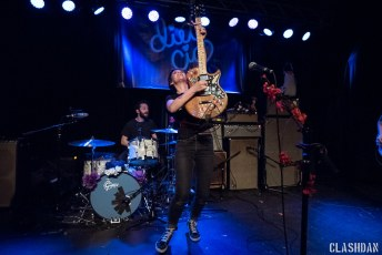 Diet Cig @ Cats Cradle Back Room in Carrboro NC on February 27th 2018