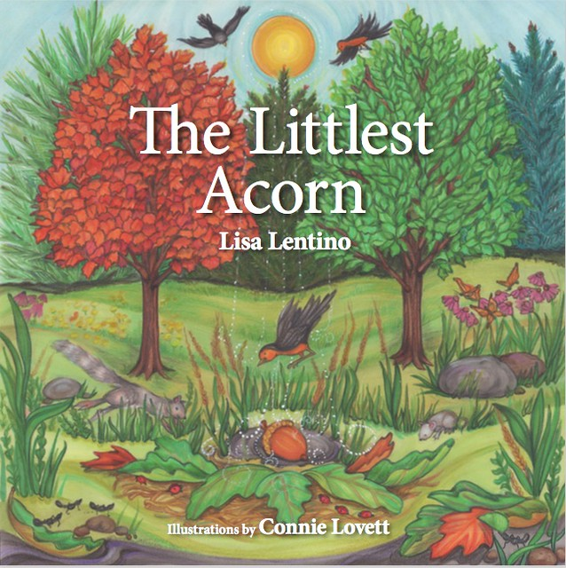 The Littlest Acorn by Lisa Lentino Book Review