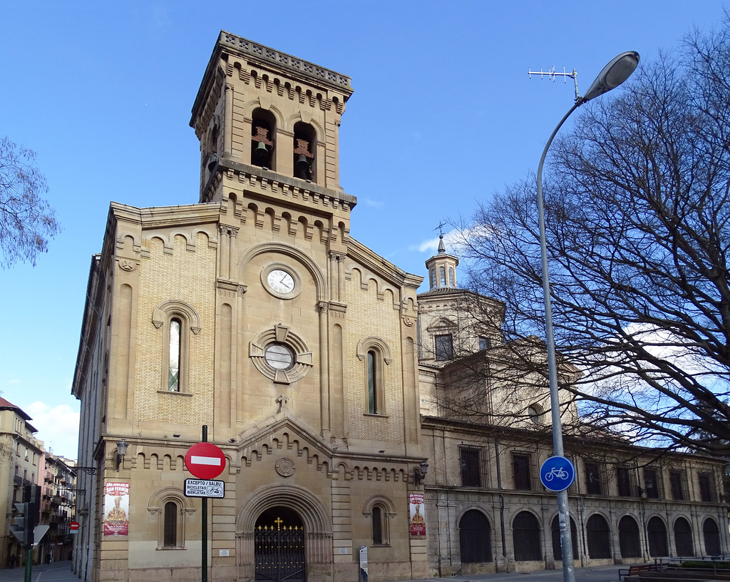 Iglesia de San Lorenzo Pamplona 02