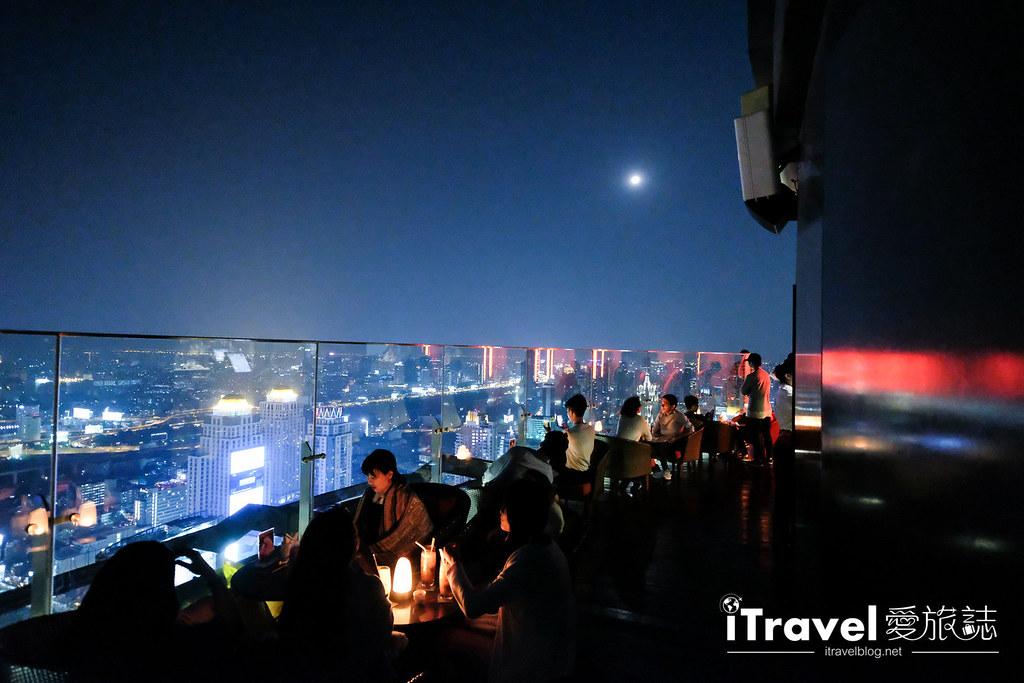 曼谷高空酒吧 Red Sky Bar (13)