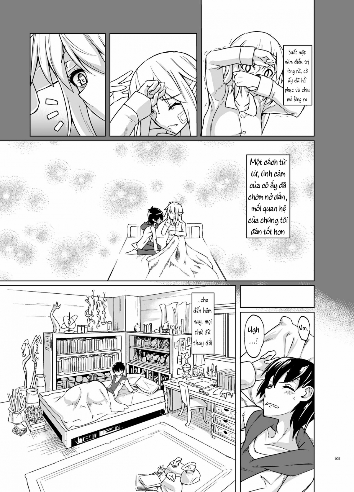 Hình ảnh  trong bài viết Toaru Elf o Hikitorimashite