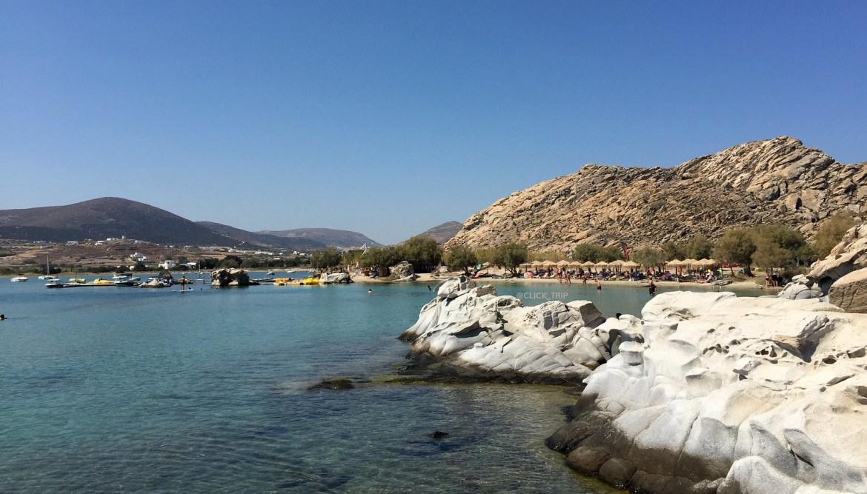 Kolimbithres | Considerada una de las mejores playas de Paros | ¿Que ver en Paros? | Islas Griegas | Grecia | ClickTrip
