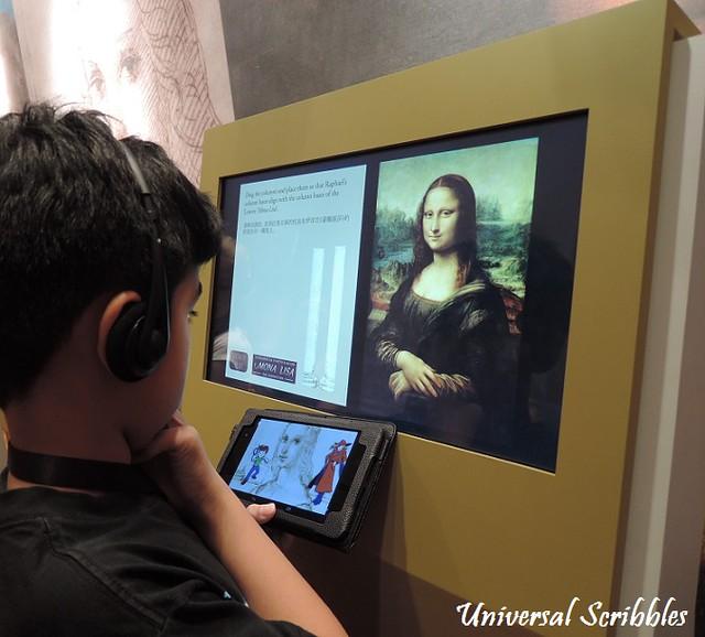 Mona Lisa at The Arts House