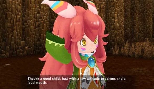 Secret of Mana PS4 Remake - Popoi 2