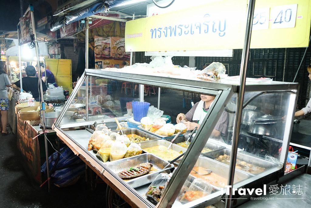 曼谷夜市推荐 查龙四夜市Chok Chai 4 Night Market (20)