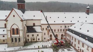 Großübung Kloster Eberbach 03.03.18