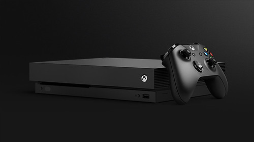 Review de la Xbox One X