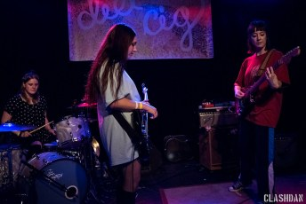 Daddy Issues @ Cats Cradle Back Room in Carrboro NC on April 15th 2017