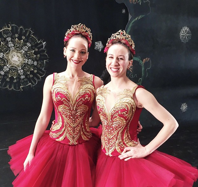 Isabella Boylston Jennifer Lawrence