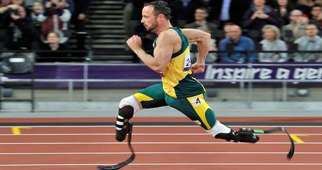 Oscar Pistorius1