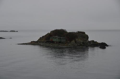 Nanaimo - Sheds on the island