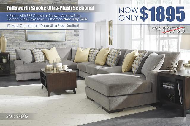 Fallsworth Smoke Ultra-Plush Sectional_update 94802-T027-MOOD-C
