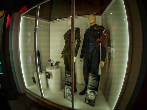 Star Trek Enterprise Outfits