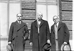 DePriest, Scott and Johnson meet: 1930 ca.