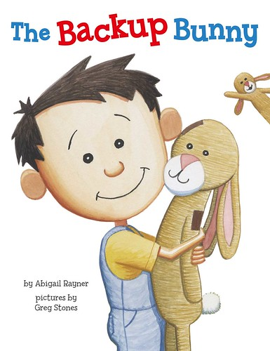 The Backup Bunny Book Review