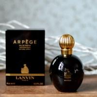 Beauty 'n Fashion: Perfume: Lanvin - Arpège